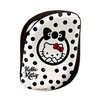 Tangle Teezer Hello Kitty Collection Compact Styler Detangling Brush(Black & White)