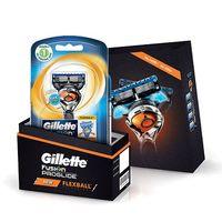 Gillette Flexball ProGlide Combo Pack - Flexball Razor with 4 Flexball Blades Save Rs.499