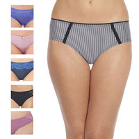 S.O.I.E Fashion Panty Combo Pack Of 6 - Multi-Color