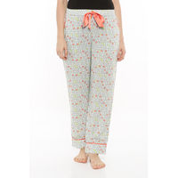 Mystere Paris Printed Pajama - Grey