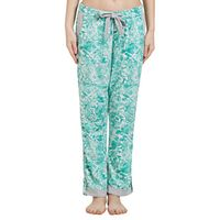 Mystere Paris Abstract Print Pyjama - Multi-Color