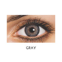 Freshlook 1 Day Color Contact Lens 5 Pairs (Gray)