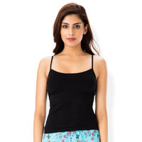 PrettySecrets Cotton Top - Black