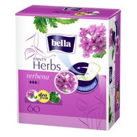 Bella Herbs Verbena Breathable Pantyliners 60 pcs