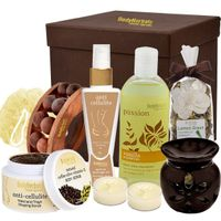 BodyHerbals Anti Cellulite Coffee Spa Gift Hamper