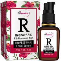 St.Botanica Retinol 2.5% + Vitamin E & Hyaluronic Acid Professional Facial Serum