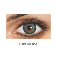 Freshlook Colorblends Lens Turquoise