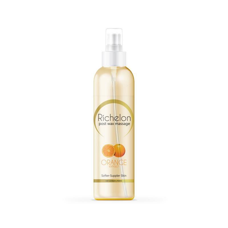 Richelon Orange Post Wax Massage Oil