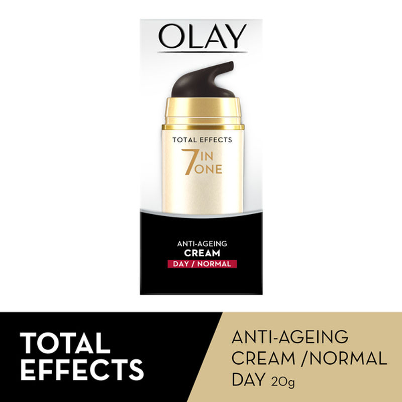 Olay Total Effects 7 In One Anti-Ageing Skin Cream Day / Normal - 4902430739382