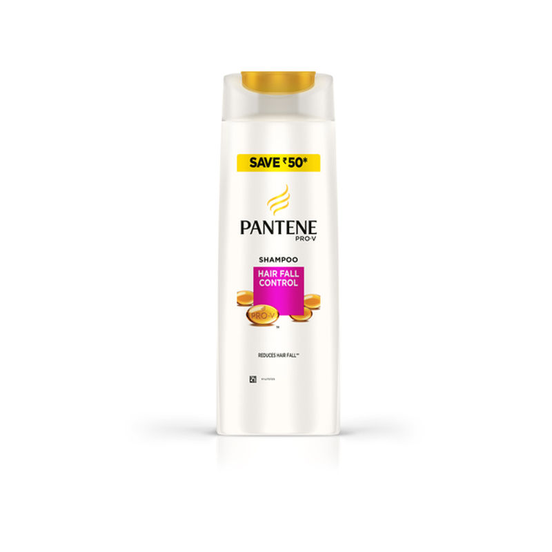 Pantene Pro-V Hair Fall Control Shampoo Save Rs.50