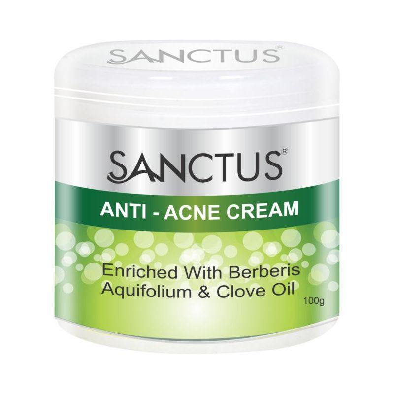 SANCTUS Anti - Acne Cream