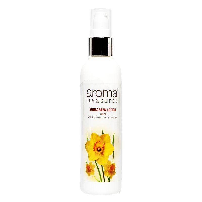 Aroma Treasures Sunscreen Lotion SPF 30