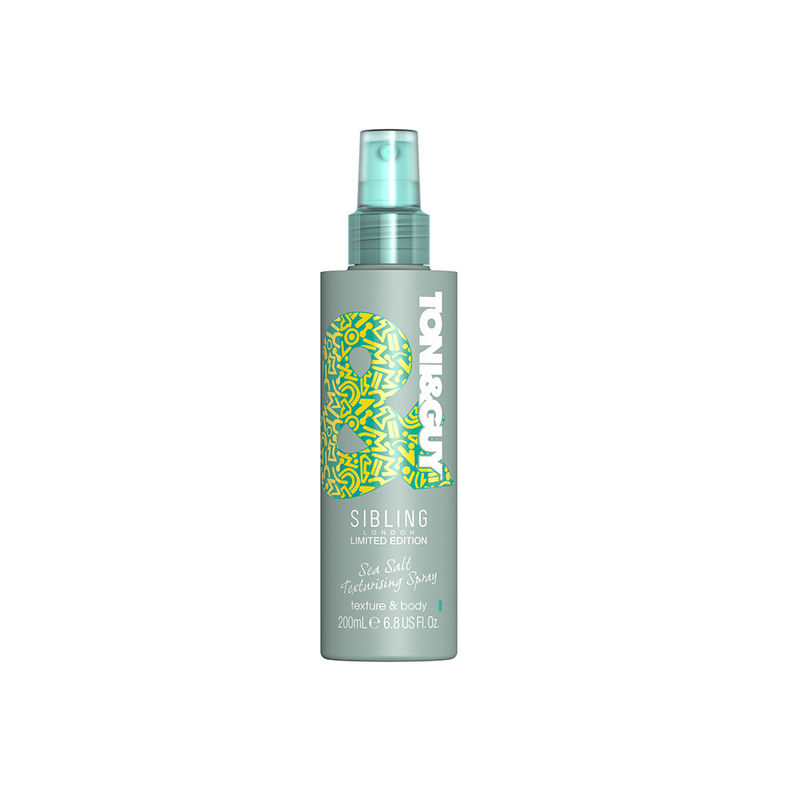 Toni&Guy SIBLING London Limited Edition Sea Salt Texturizing Spray