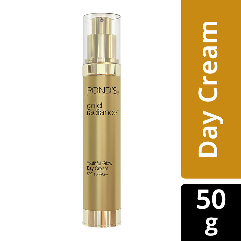 Ponds Gold Radiance Youthful Glow Day Cream