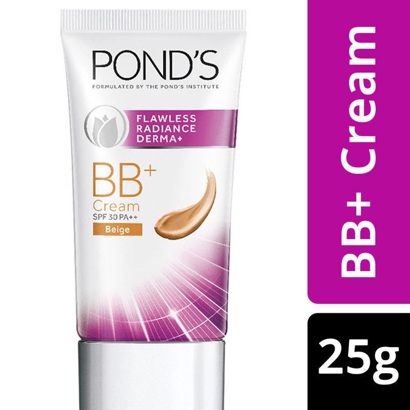 Ponds Flawless Radiance Derma+ BB Cream - Beige