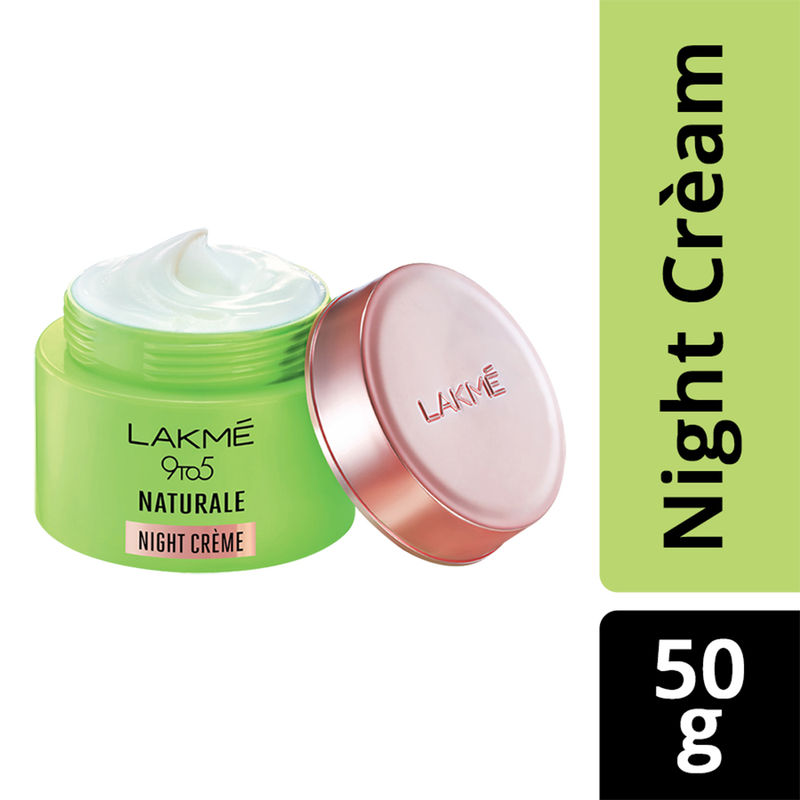 Lakme 9 To 5 Naturale Night Creme