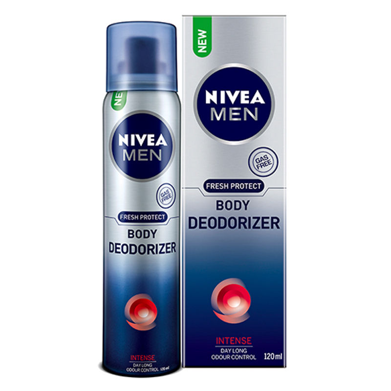 Nivea Men Fresh Protect Body Deodorizer - Intense
