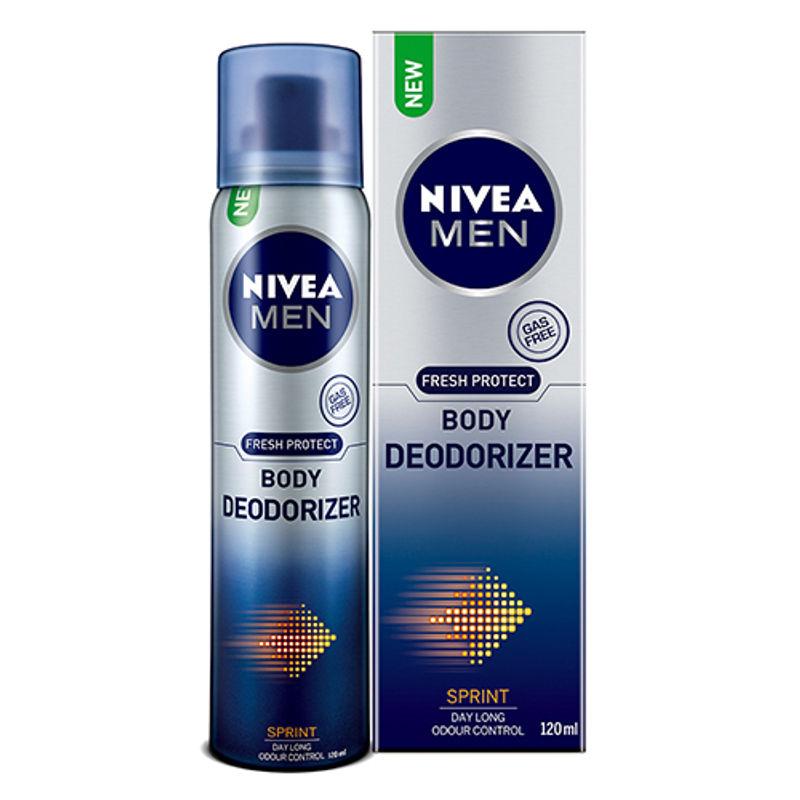 Nivea Men Fresh Protect Body Deodorizer - Sprint