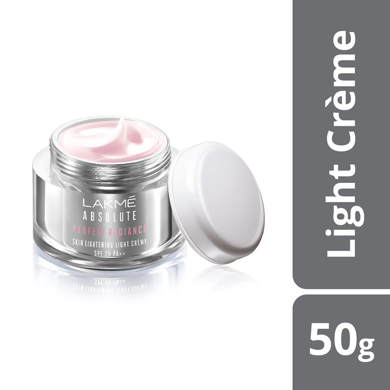 Lakme Absolute Perfect Radiance Skin Lightening Light Creme