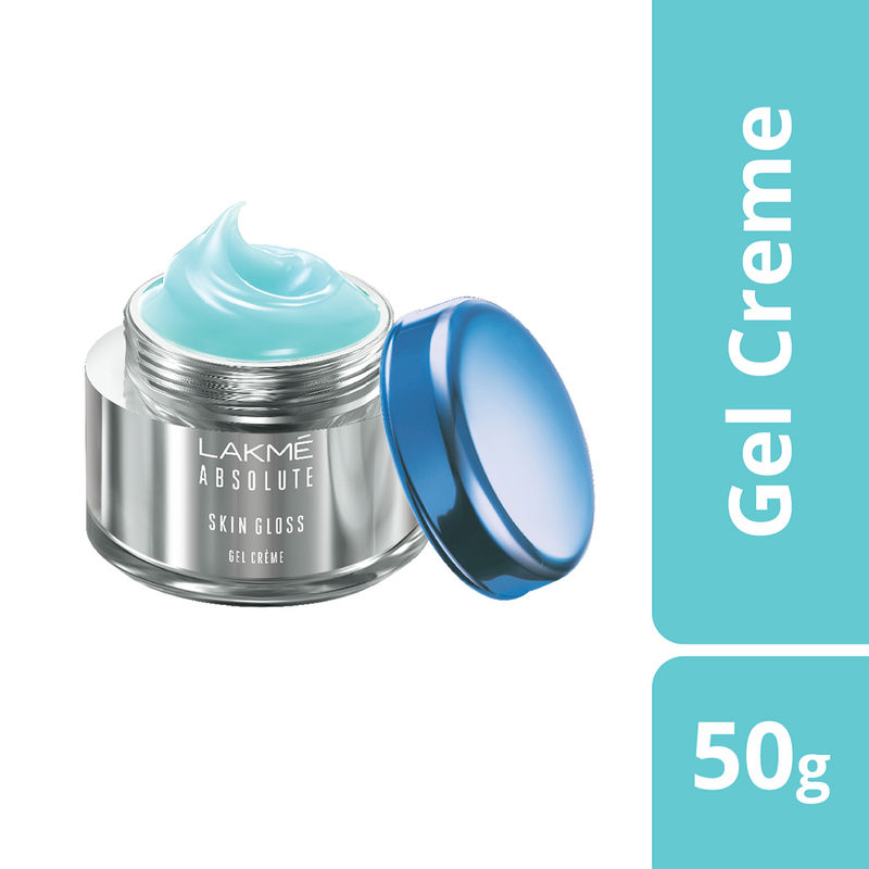 Lakme Absolute Skin Gloss Gel Creme 50 G