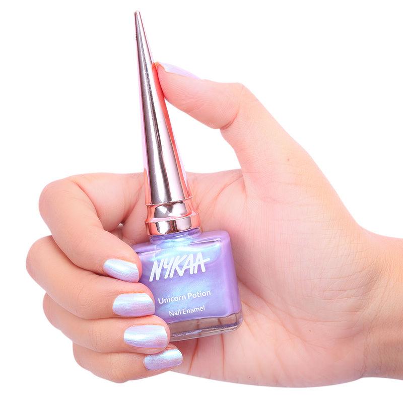 Nykaa Cosmetics Nail Polish - Buy Nykaa Unicorn Potion Nail Enamel ...