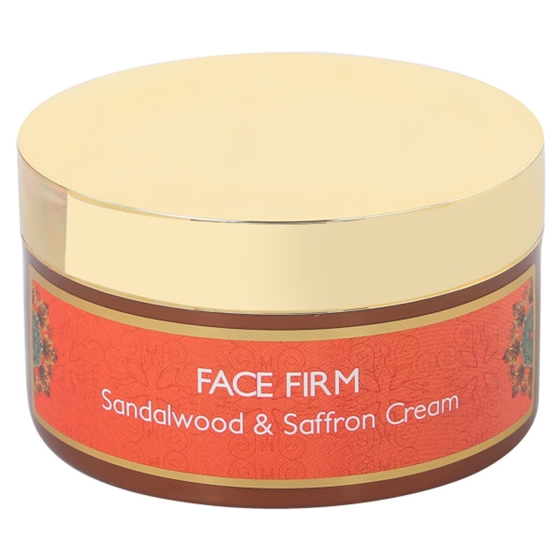 NeoVeda Face Firm Sandalwood & Saffron Cream