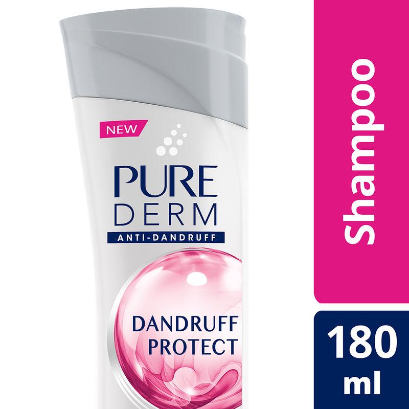 Pure Derm Dandruff Protect Anti - Dandruff Shampoo - 8901030684029