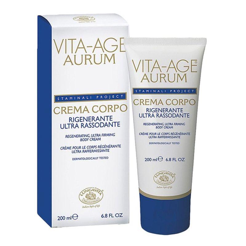 Bottega Di Lungavita Age Aurum Regenerating Ultra Firming Body Cream