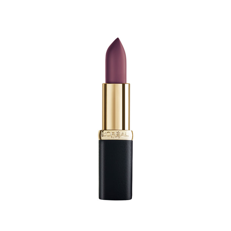 L'Oreal Paris Color Riche Matte Addiction Lipstick - Mahogany Studs