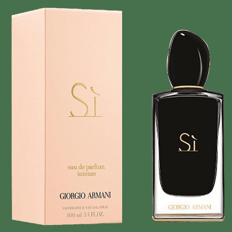 ee396985862 Giorgio Armani Si Intense Eau De Parfum at Nykaa.com