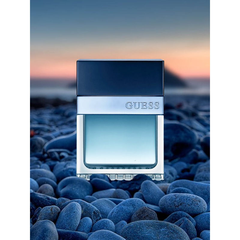 Guess Seductive Homme Blue Eau De Toilette at nykaa.com f810b1a8b5