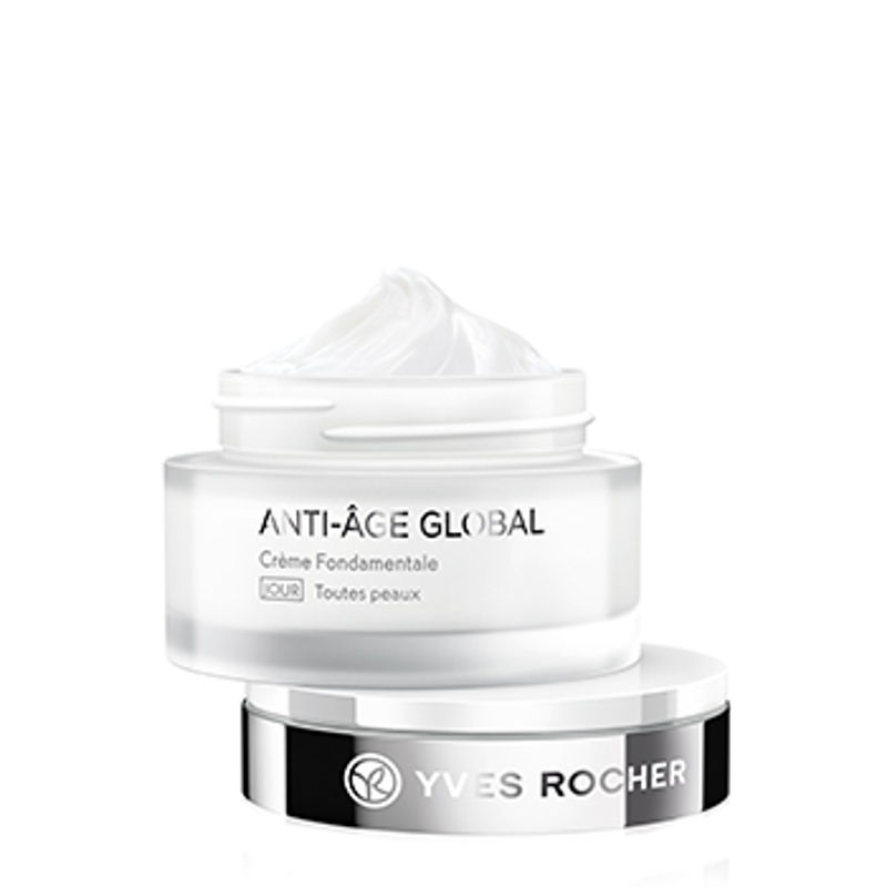 Yves Rocher Anti - Age Global Complete Anti - Aging Day Care