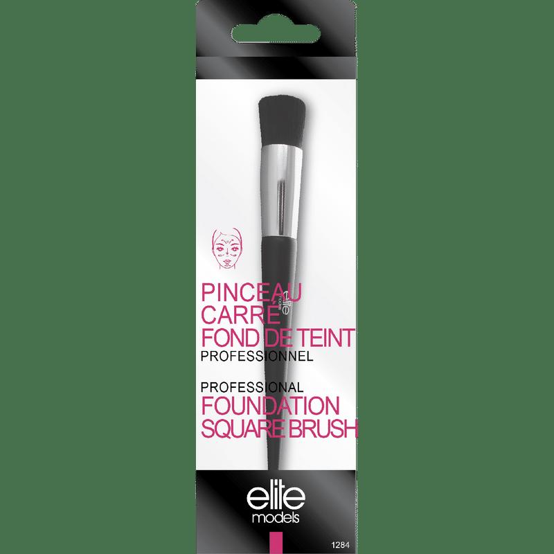 Elite Models (France) Professional Makeup Foundation Square Brush Applicator