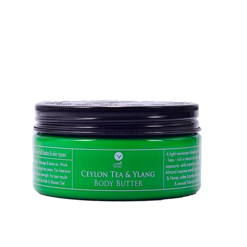Spa Ceylon Luxury Ayurveda Ceylon Tea & Ylang Body Butter