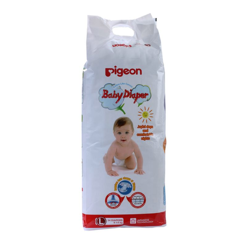 Pigeon Baby Diaper L Size