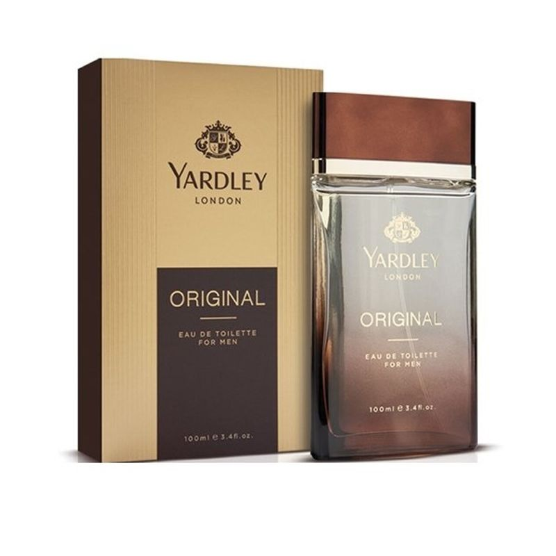Yardley London - Original Edt(Eau De Toilette) For Men