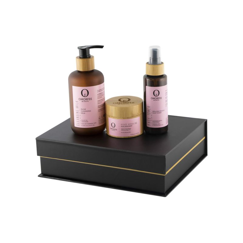 Omorfee Hydrating Facial Care Assortment For Dry Skin