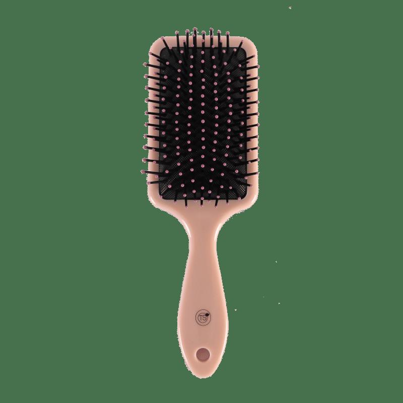 TS Glamour Designer Paddle Hair Brush - Floral