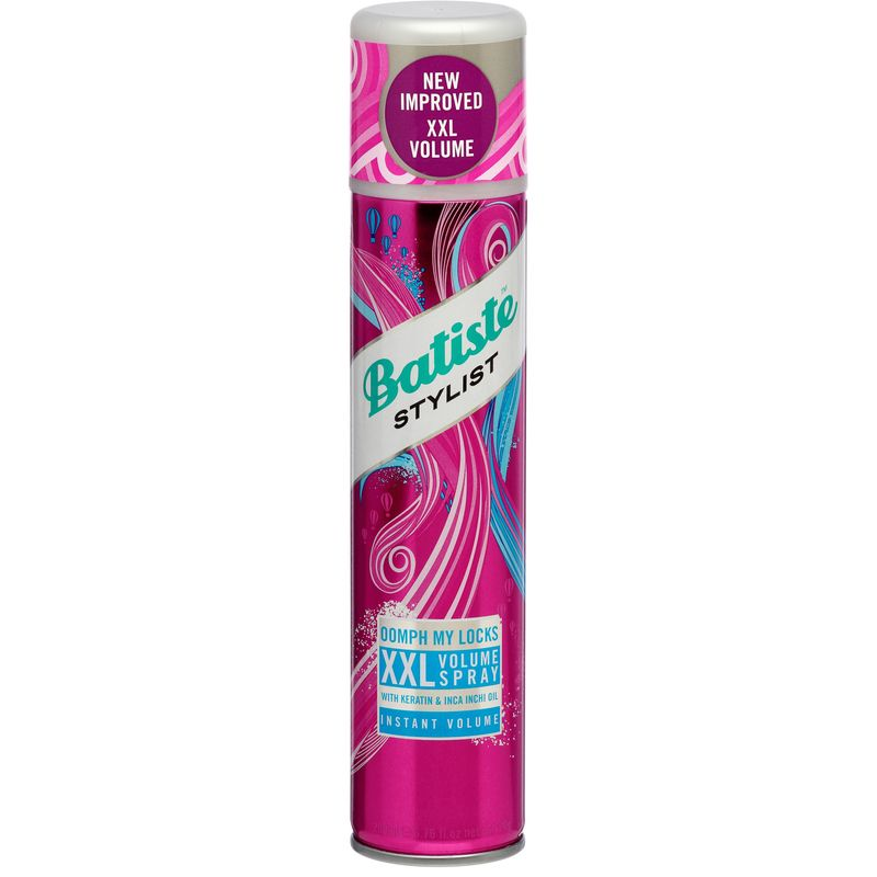 Batiste Stylist OOMPH My Locks XXL Volume Spray - Hot Pink
