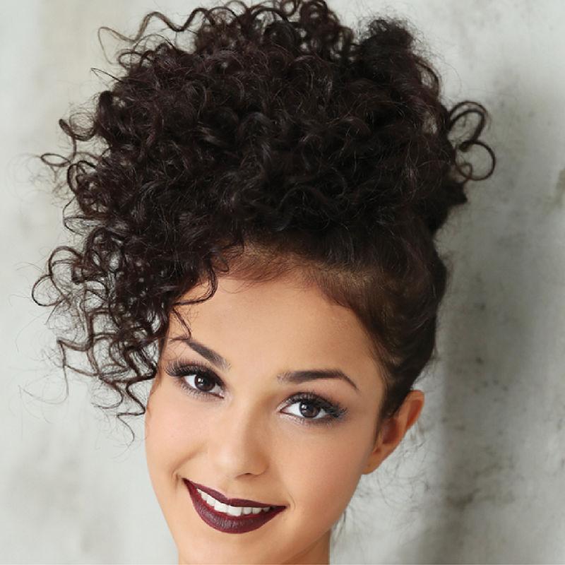 Hair Curled With Chopstick Wand Amathair Co