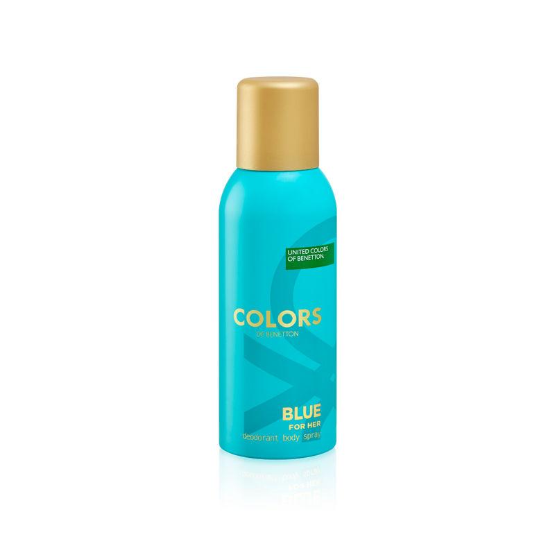 United Colors Of Benetton Colors De Benetton Blue Deodorant Body Spray
