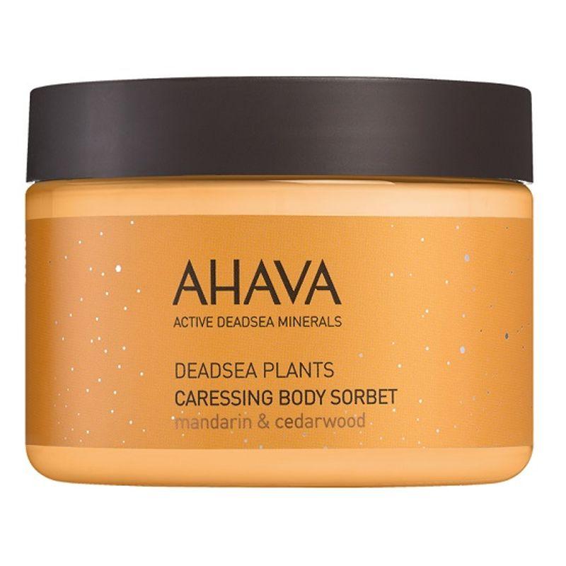 AHAVA Dead Sea Plants Caressing Body Sorbet - Mandarin & Cedarwood