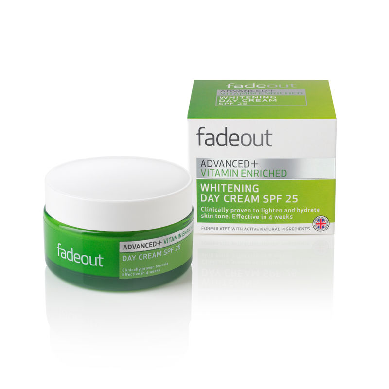 Fade Out Advanced Vitamin Enriched Whitening Day Cream Spf 25