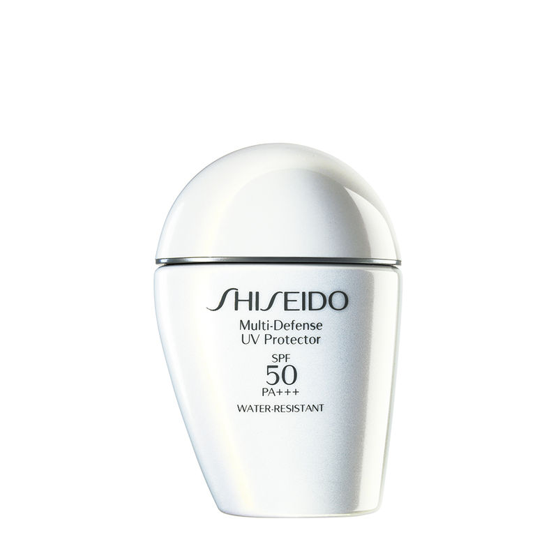 Shiseido Multi Defense UV Protector SPF 50 PA+++ - For All Skin Types