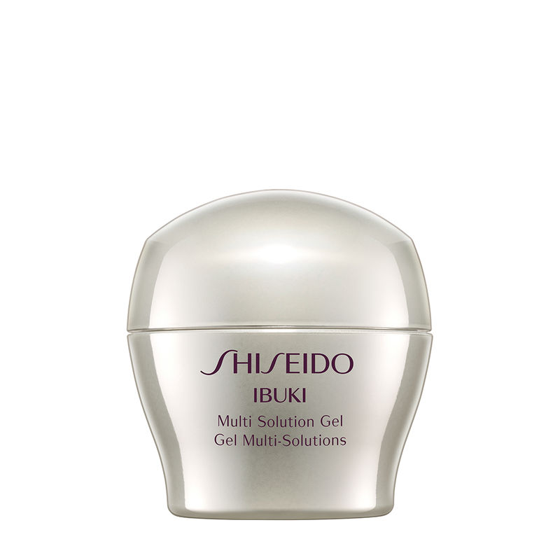 Shiseido Ibuki Multi Solution Gel - For All Skin Types
