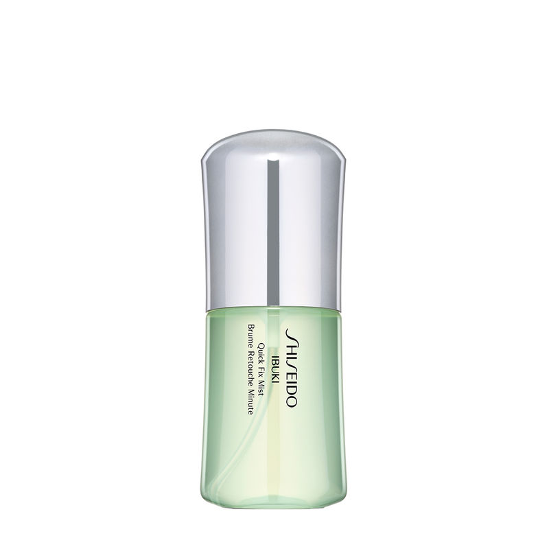 Shiseido Ibuki Quick Fix Mist - For All Skin Types