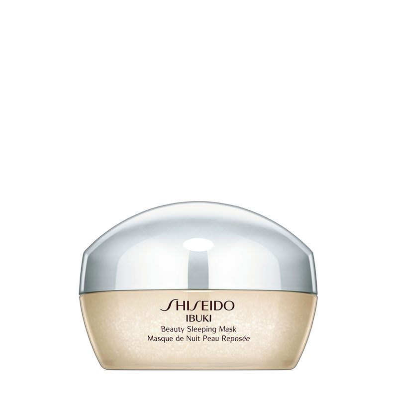 Shiseido Ibuki Beauty Sleeping Mask - For All Skin Types