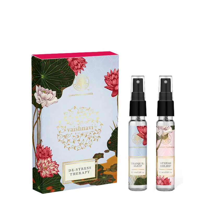 Forest Essentials De Stress Therapy Nos Gift Set