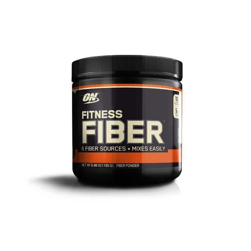 Optimum Nutrition (ON) Fitness Fiber Powder (Unflavored) - 30 Servings
