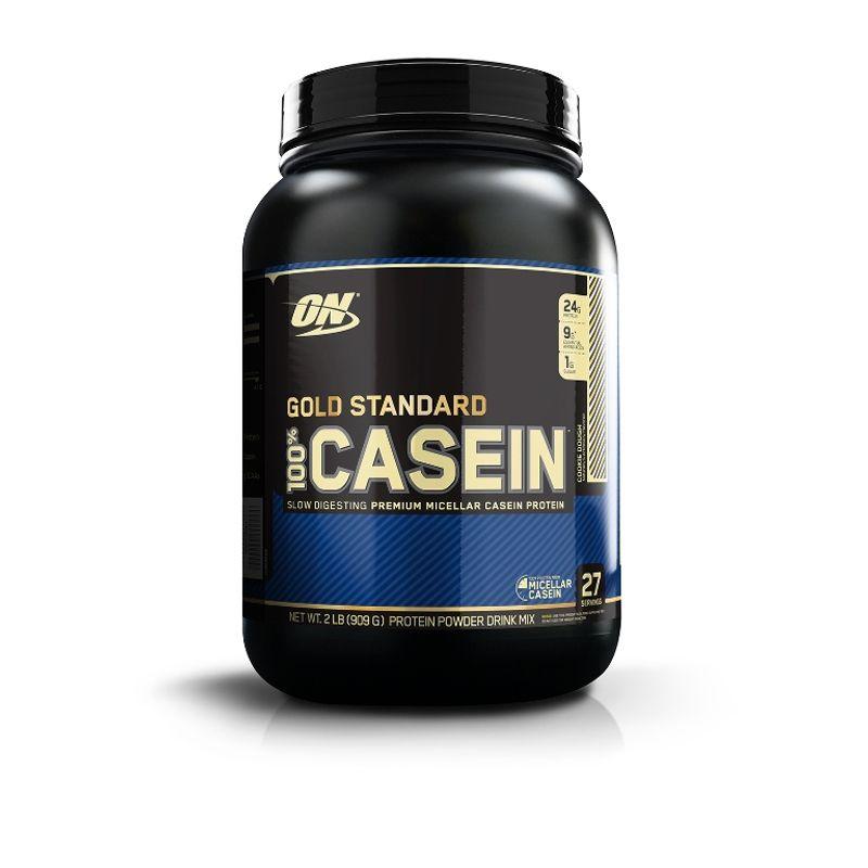 Optimum Nutrition (ON) 100% Casein Protein Powder (Cookie Dough)